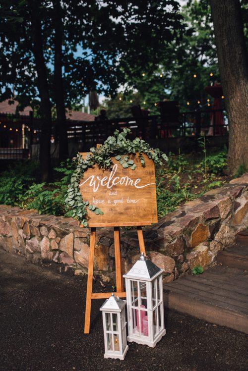 sevalet nunta welcome