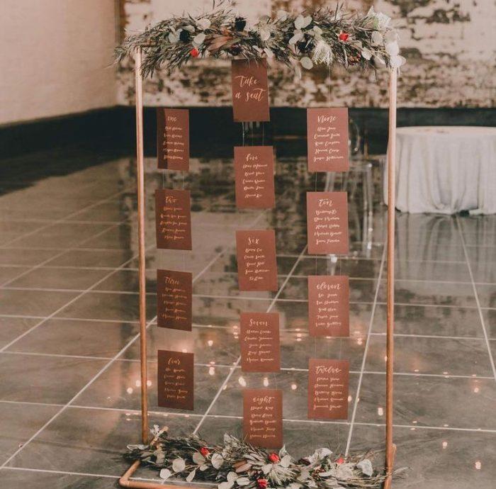 guest list nunta din cupru