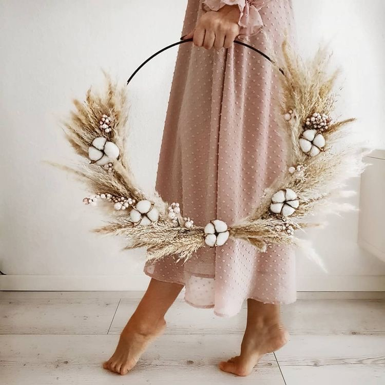 coronita flori uscate buchet